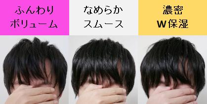 いち髪どれがいい