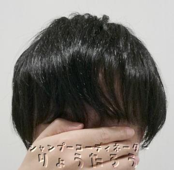 いち髪仕上がり